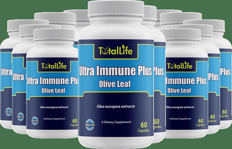 Ultra Immune Plus - Buy 6, Get 12 Bottles