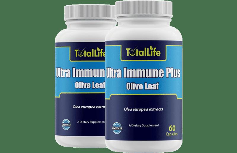 Ultra Immune Plus - Buy 1, Get 2 Bottles